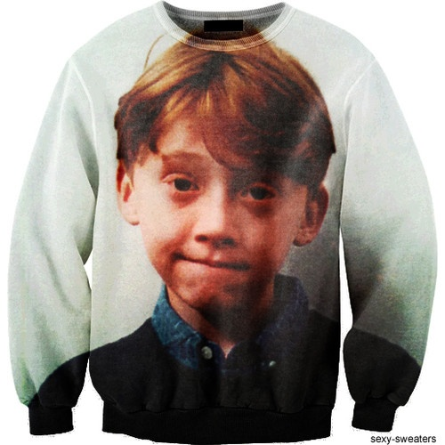 Oh boy...: Sexy Sweaters, Style, Clothes, Ronweasley, Harrypotter, Harry Potter, Ron Weasley, Things