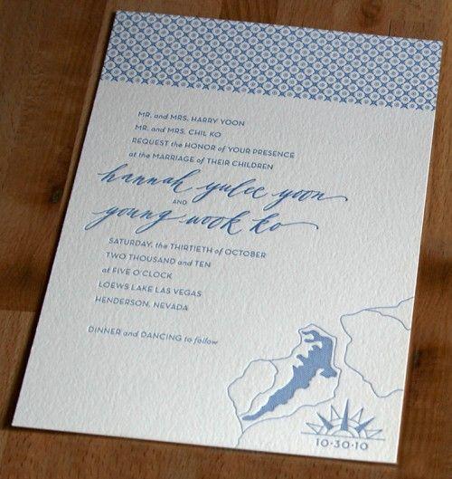76 best vegas wedding invites paper goods images on for Las vegas elvis wedding invitations