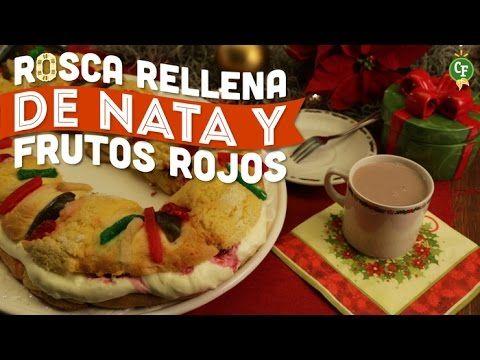 ¿Cómo preparar Rosca Rellena de Nata y Frutos Rojos? - Dale un toque distinto a la tradicional Rosca de Reyes, checa esta opción que Cocina Fresca tiene para ti: Rosca Rellena de Nata y Frutos Rojos?. Descubre muchas recetas más para saborear cada día en CocinaFresca. #CocinaFresca es presentada por Walmart ¡Suscríbete!