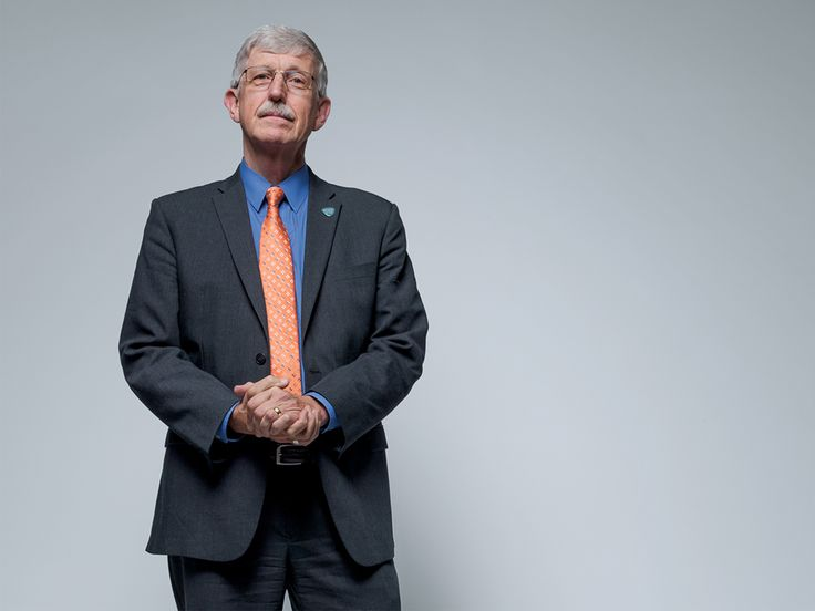 Francis S. Collins, a physician and the geneticist behind the Human Genome Project, is the director of the National Institutes of Health.