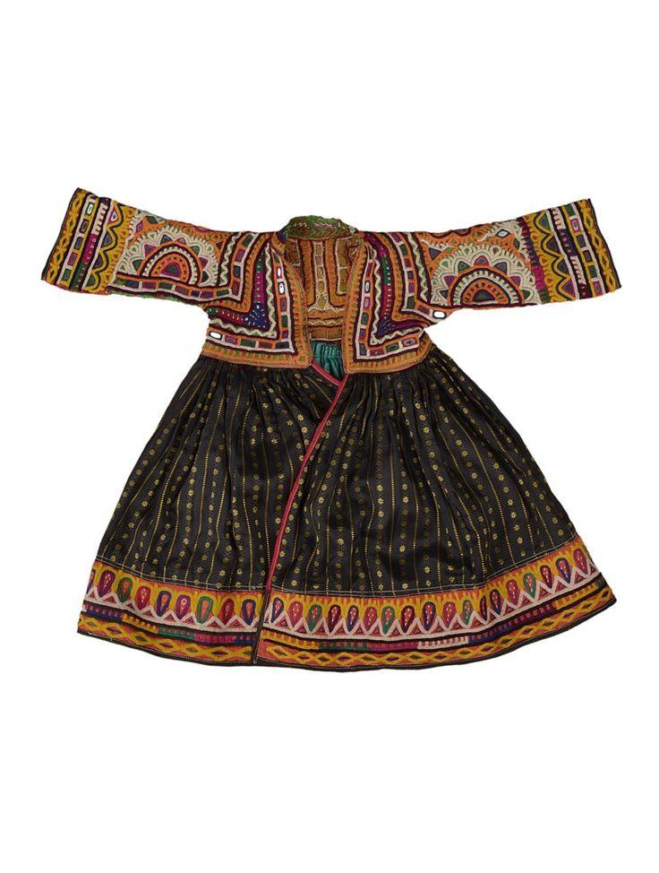 Rabari embroidery jacket kids indian fashion