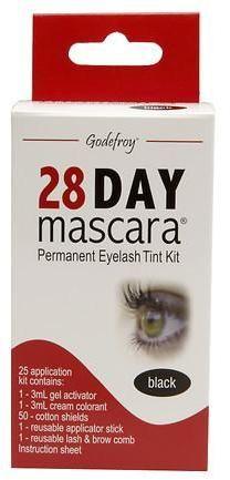 Godefroy 28 Day Mascara Permanent Eyelash Tint Kit {affiliate link}