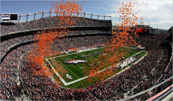 Mile High Stadium | Denver's home to the Broncos ... |Mile High Stadium Denver Broncos