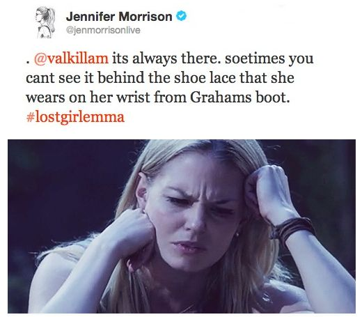 """When Graham was gone but not forgotten:   21 Times Tumblr Made """"Once Upon A Time"""" Fans Cry All Over Again"""