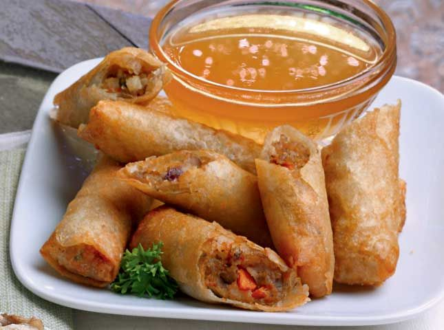 3987 best favorite filipino foods images on pinterest filipino an heirloom family recipe for lumpia from chef giney villar of adarna food and culture forumfinder Image collections