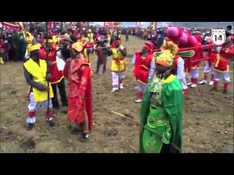 Lễ hội rước của quý ở Lạng Sơn - Việt Nam