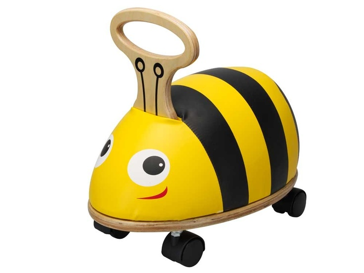 Skipper Bee Roller Ride On - My son would ride this all day long.