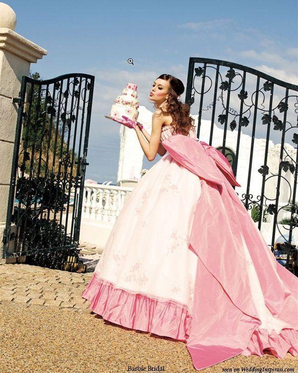 「Barbie BRIDAL」の可愛すぎるカラードレスcollectionでおとぎ話の主人公に♡|marry[マリー]