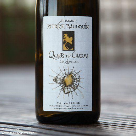 Patrick Baudouin Quarts de Chaume Les Zersilles 2011