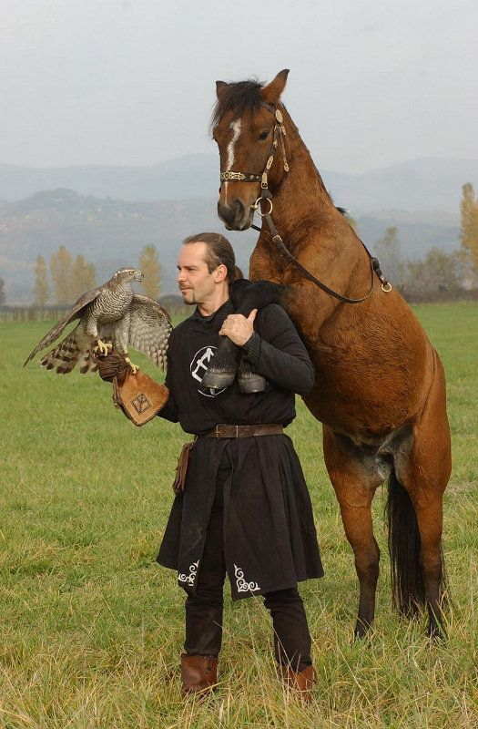 This proves how badass it is to be Hungarian. Hungarian Ambiance: Picture of the day: Hun-Magyar Harcművészet
