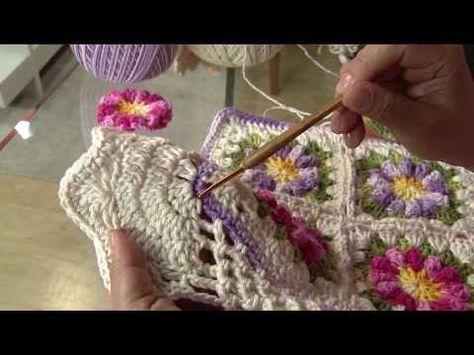 aprenda como fazer tapete de croche - Postmoney