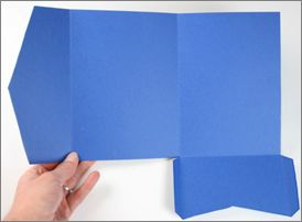 Template and instructions to make your own A7 pocketfold invitations.