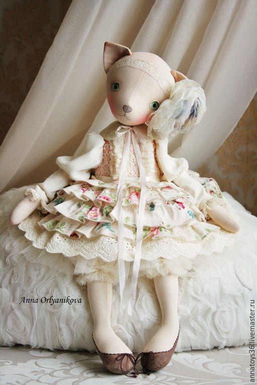 Купить Клэр - кукла ручной работы, авторская ручная работа, авторская работа, авторская игрушка