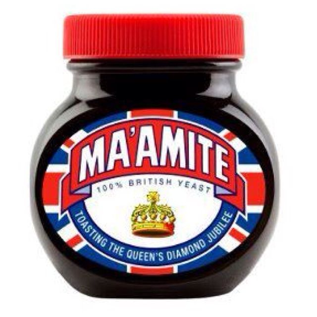 Marmite - Toasting the Queens Diamond Jubilee :-)