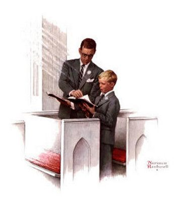 a biography of norman rockwell one of americas greatest illustrators Norman rockwell painted small-town american scenes for the  upon  graduating, rockwell found immediate work as an illustrator for boys' life  magazine  in 1977—one year before his death—rockwell was awarded the.