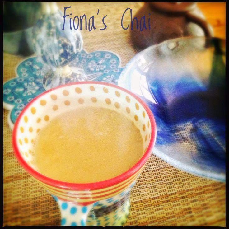 Fiona's Beautiful Chai