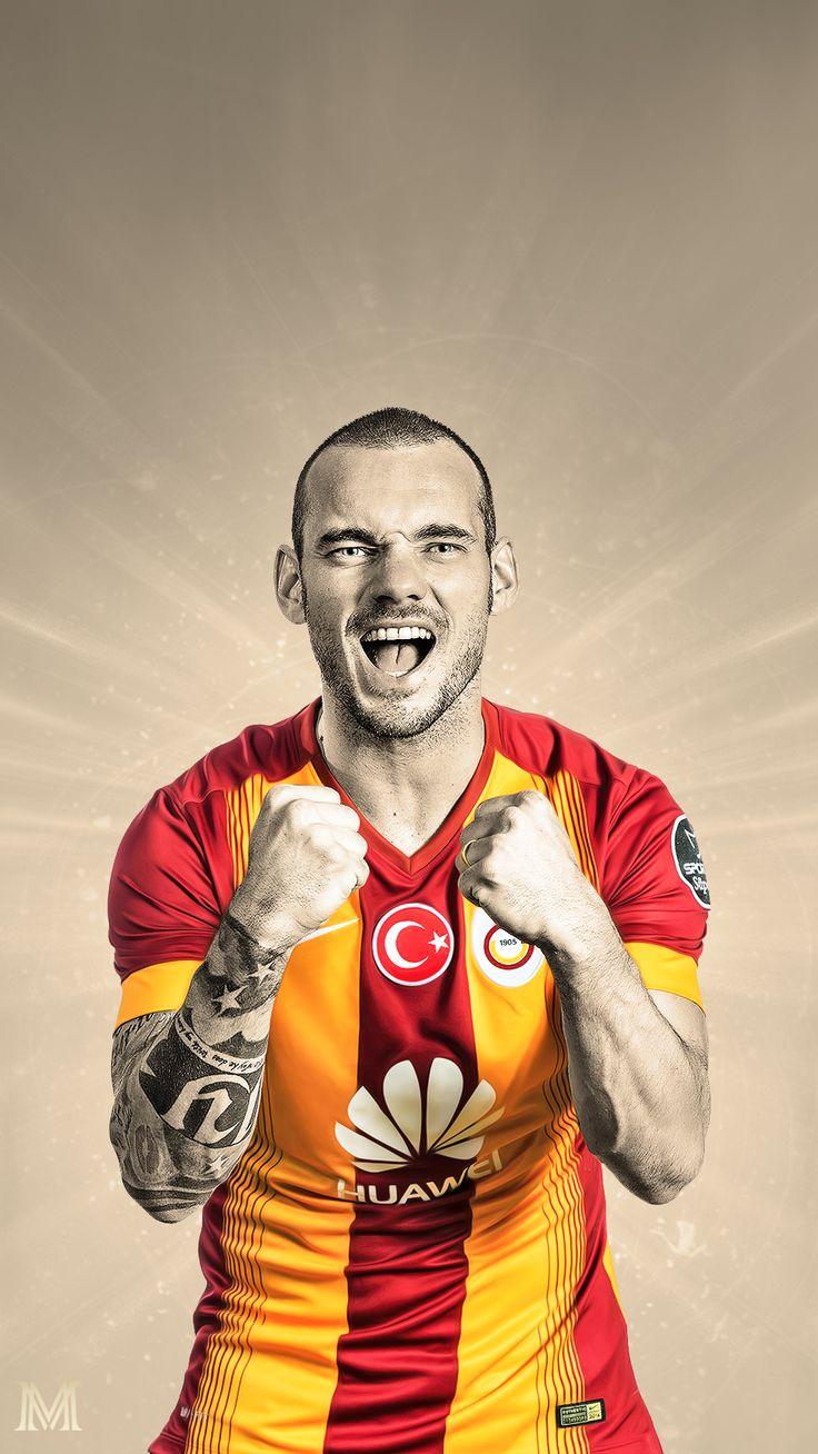 Sneijder Gol Sevinci