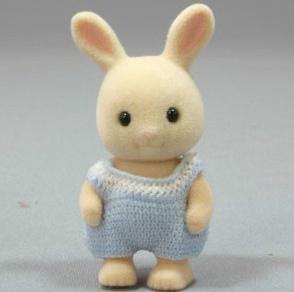 Sylvanian Families Periwinkle rabbit boy