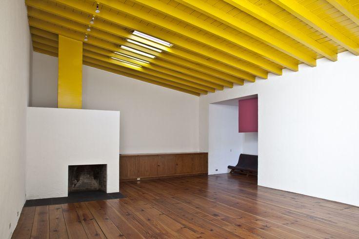 Casa Estudio del arquitecto Luis Barragán, México.