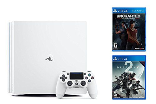 PlayStation 4 Pro Destiny Bundle 2 items: PS4 Pro 1TB