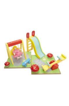 Le Toy Van - Playground for dollhouse (LME076) /Toys