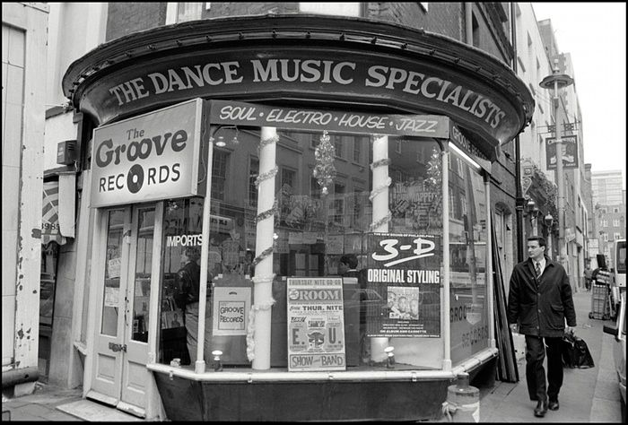 99 best sub culture old record shops images on pinterest for Classic house music 1988