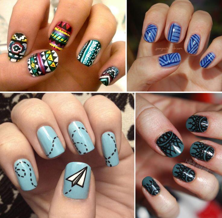 Nail art roundup
