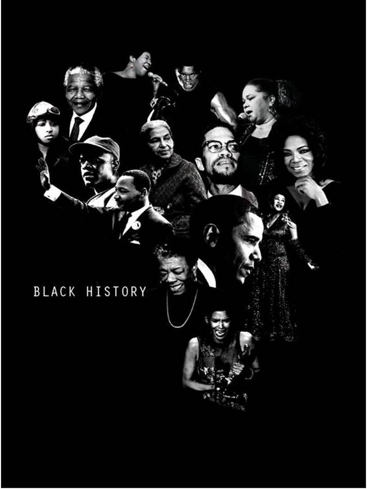 Black History( happy black history month!)