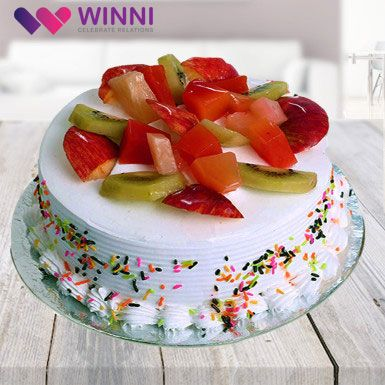 Make your near and dear ones feel extra special on their special day or any other occasion by gifting them a delicious #Cake from #Winni simply visit: https://www.winni.in/cake-delivery-in-chennai