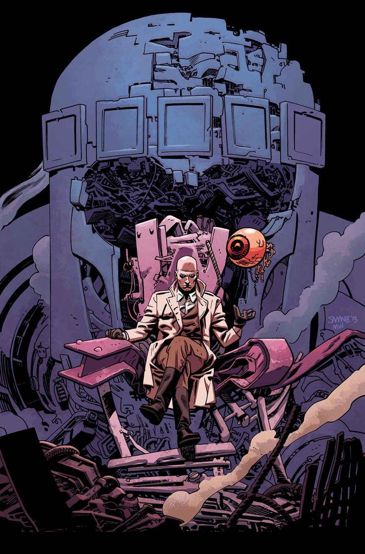 Chris Samnee - Magneto