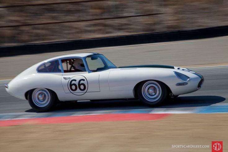 Michael Doyle - Jaguar XKE Coupe