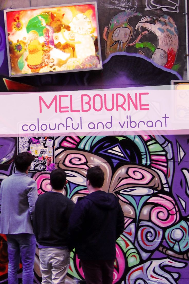 Melbourne is one of my favourite cities. It is colourful and vribrant and there is so much so see and do.   Check out my blog for more.