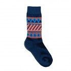 Loco Pattern Socks - Blue http://www.lafitte.com.au/shop-socks/pattern-socks/Loco-Pattern-Socks-Diamonds-Blue
