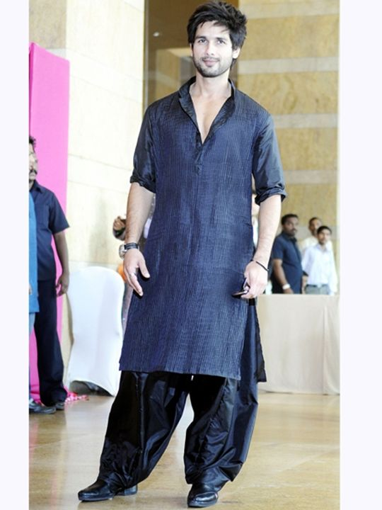 Shahid Kapoor #Bollywood #Fashion #Style
