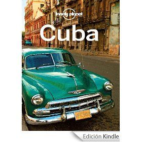 Cuba, de l'editorial Lonely Planet.