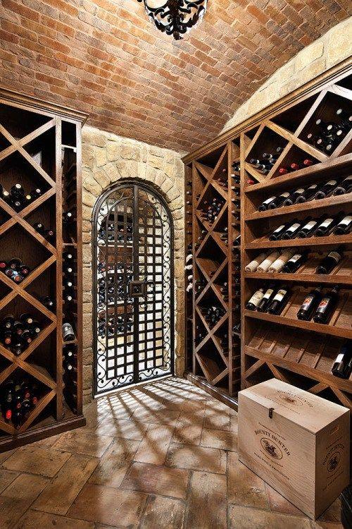 Charming Cave A Vin Particulier #12: Inspirations Cave à Vin