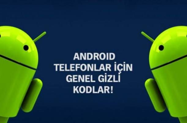 Android Gizli Kodlar | AmkTekno - Mizahi Mobil Haber ve Teknoloji Haberleri