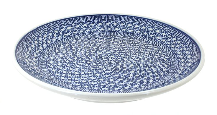 https://smile.amazon.com/Polish-Pottery-Olympia-Dinner-Plate/dp/B0037LDFCY/ref=sr_1_1?s=kitchen