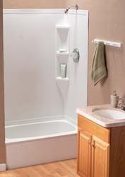 RV Bathtub And Wall Left Hand Drain    Parch (what Is That?)