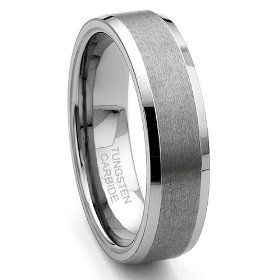 wedding ring for men - if I was a dude, I'd rock this.