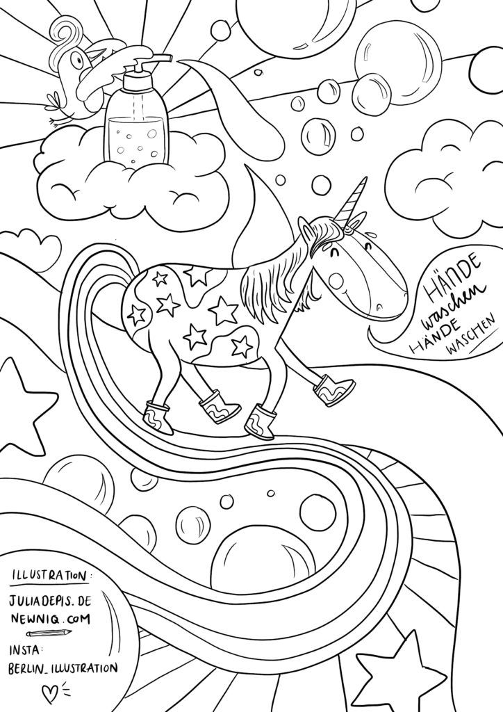 Malvorlagen Fur Kinder Gegen Den Corona Koller Newniq Interior Blog Design Blog Malvorlagen Fur Kinder Malvorlagen Ausmalen Fur Kinder