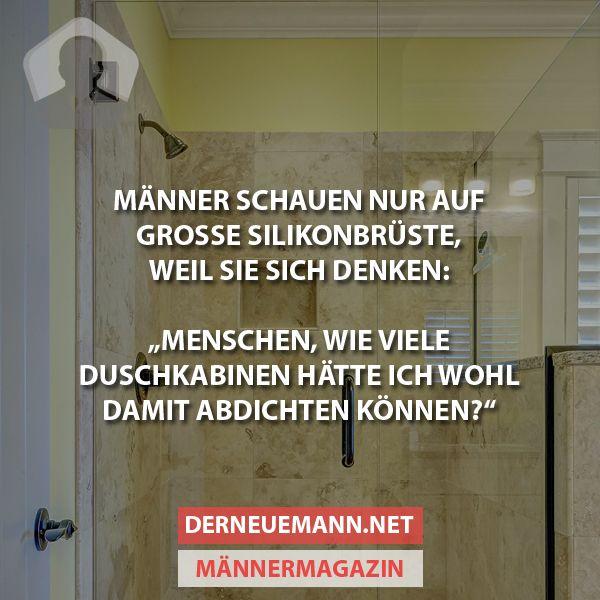 Männer schauen nur auf ... #derneuemann #humor #lustig #spaß