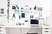 Фото 27 55 идей дизайна рабочего места: у окна, в шкафу, детское рабочее место