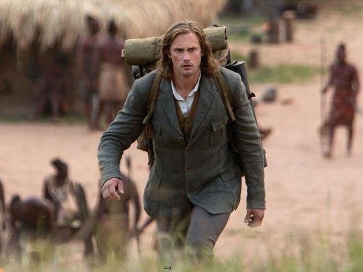 Alexander Skarsgard in Legend of Tarzan