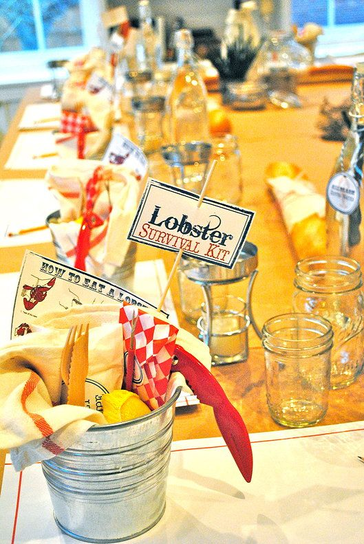 Awesome Jaala | Gallery Lobster Shack 40th Birthday Party