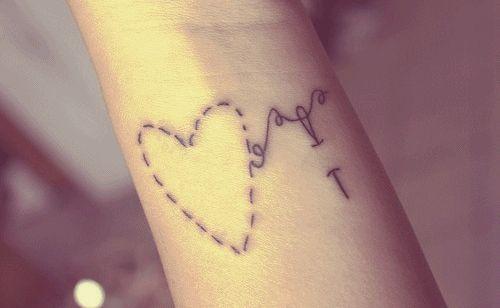 GIF - Wrist Tattoos