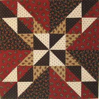 Civil War Quilts: Westering Women: Links to BOM Quilt Patterns