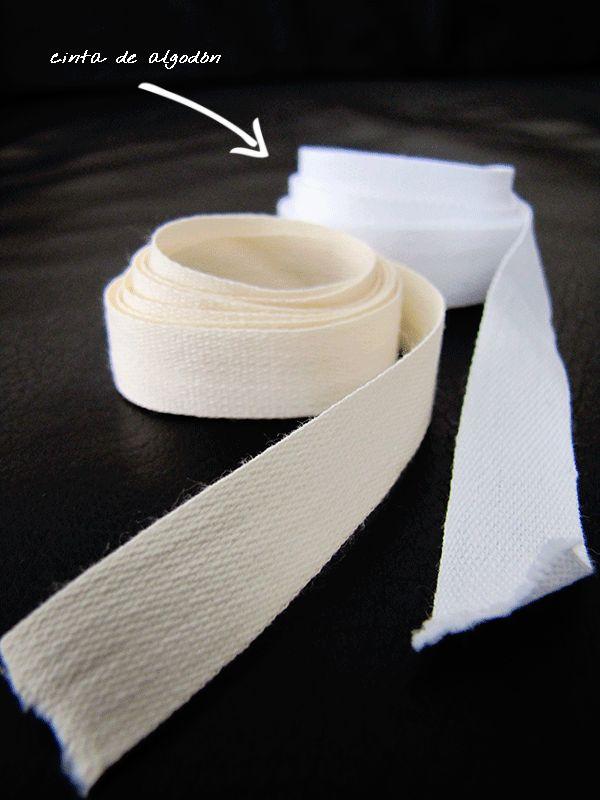 Como hacer Etiquetas DIY para la ropa o proyectos