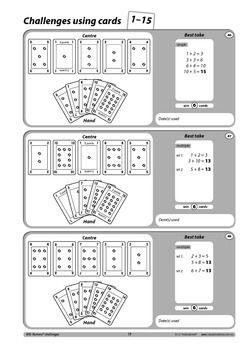 NUMERO MENTAL MATHS PRACTICE CHALLENGES - TeachersPayTeachers.com. FREE. Australian Curriculum Number and Algebra strand linked.