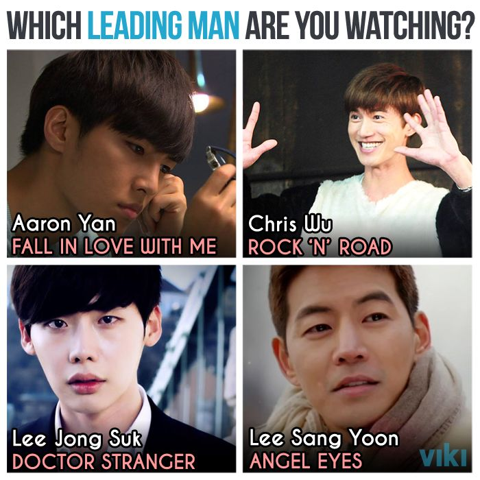 Right now our of all these, just Angel Eyes. But I love the guy who is in Doctor Stranger! Maybe I will start that one...